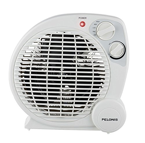 Pelonis hb 211t portable space heater model with automatic safety shutoff and energy efficient - Best small space heaters reviews concept ...