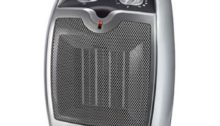 lasko oscillating ceramic heater with thermostat