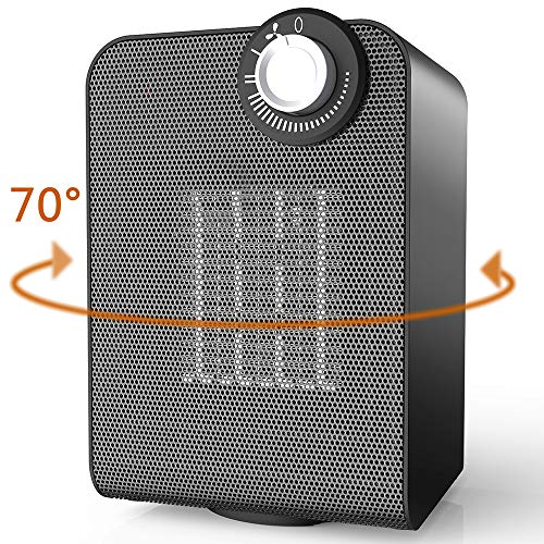 Opolar Space Heater Electric Indoor Portable Personal Use